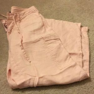 Vintage Express linen pants